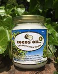 Cocos Oil1® Organic Coconut Oil