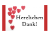 Greeting Card - Danke 1 (DIN A6)