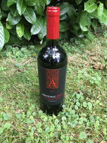 Apothic Red Gallo Kalifornien 2013