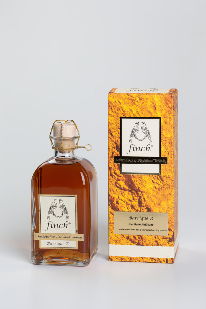 Finch Highland Whiskey Barrique R